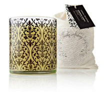 Garden Alchemy Lemon, Geranium Poured Candle